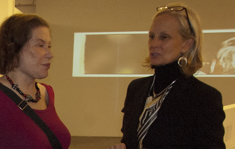 Judith catches up with our dear friend and former student Mariette Pathy Allen