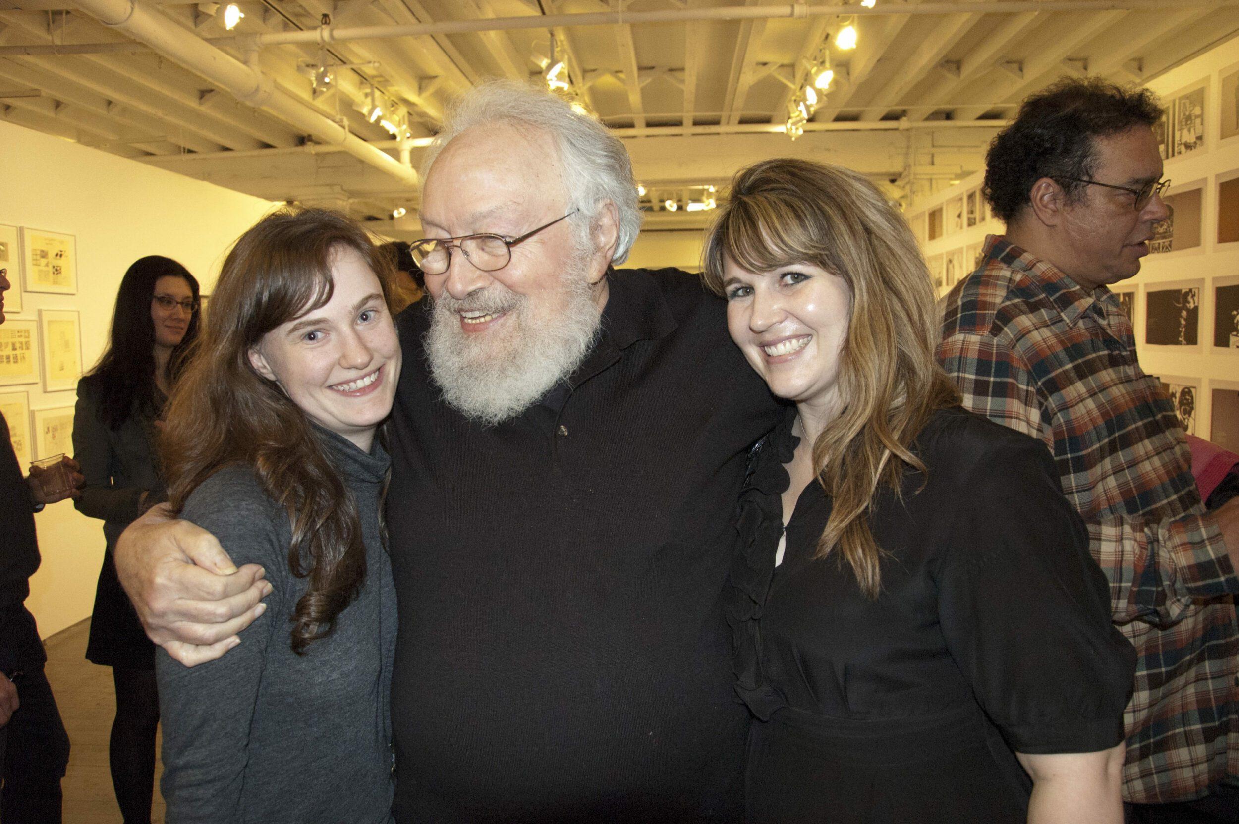 And more beautiful women -- Priscilla Kavanaugh and Beth Rigler