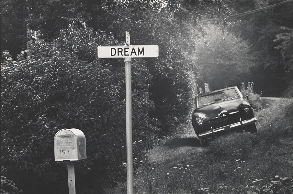 W. Eugene Smith, Dream Street, 1955. Collection Center for Creative Photography, University of Arizona ©The Heirs of W. Eugene Smith