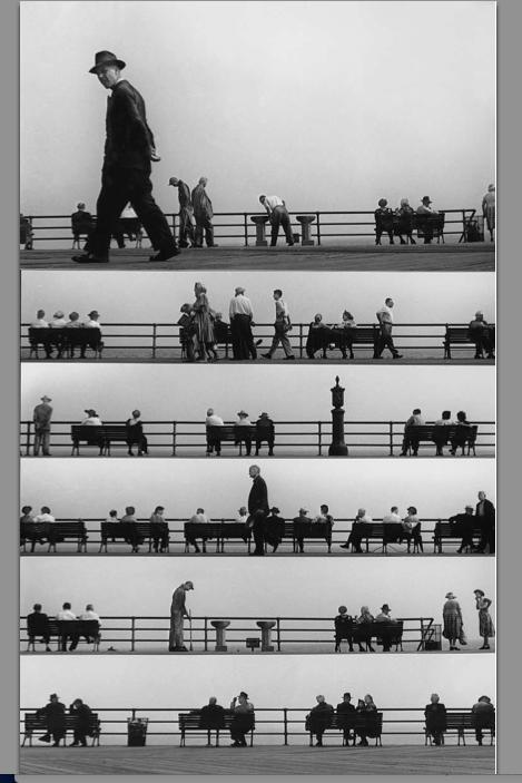 Boardwalk sheet music, 1950