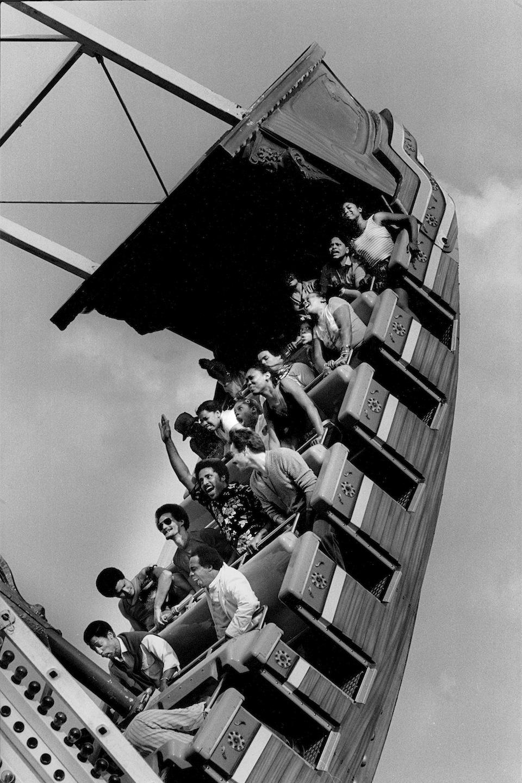 Pirateship Ride, Coney Island, 1980