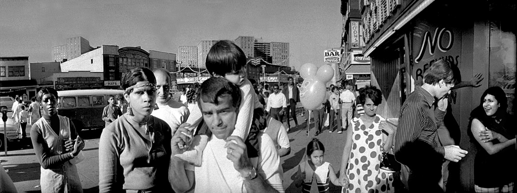 Surf Ave. Coney Island, 1975