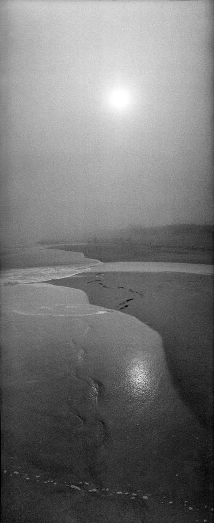 Footprints in Sand, 1973