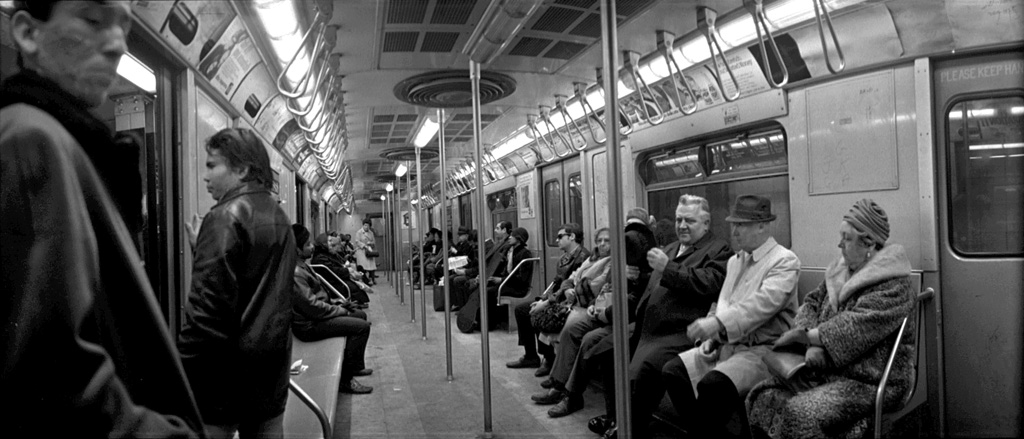 Riding the A Train, 1970