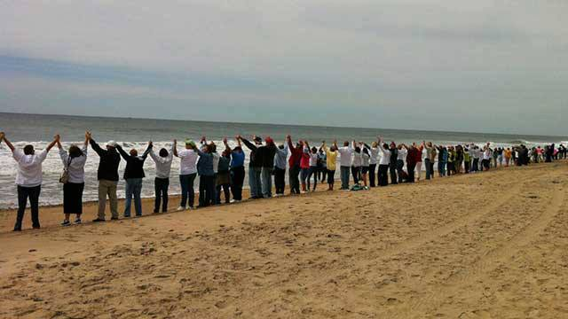 3000 on Rockaway Beach Queens,  photo from Facebook page