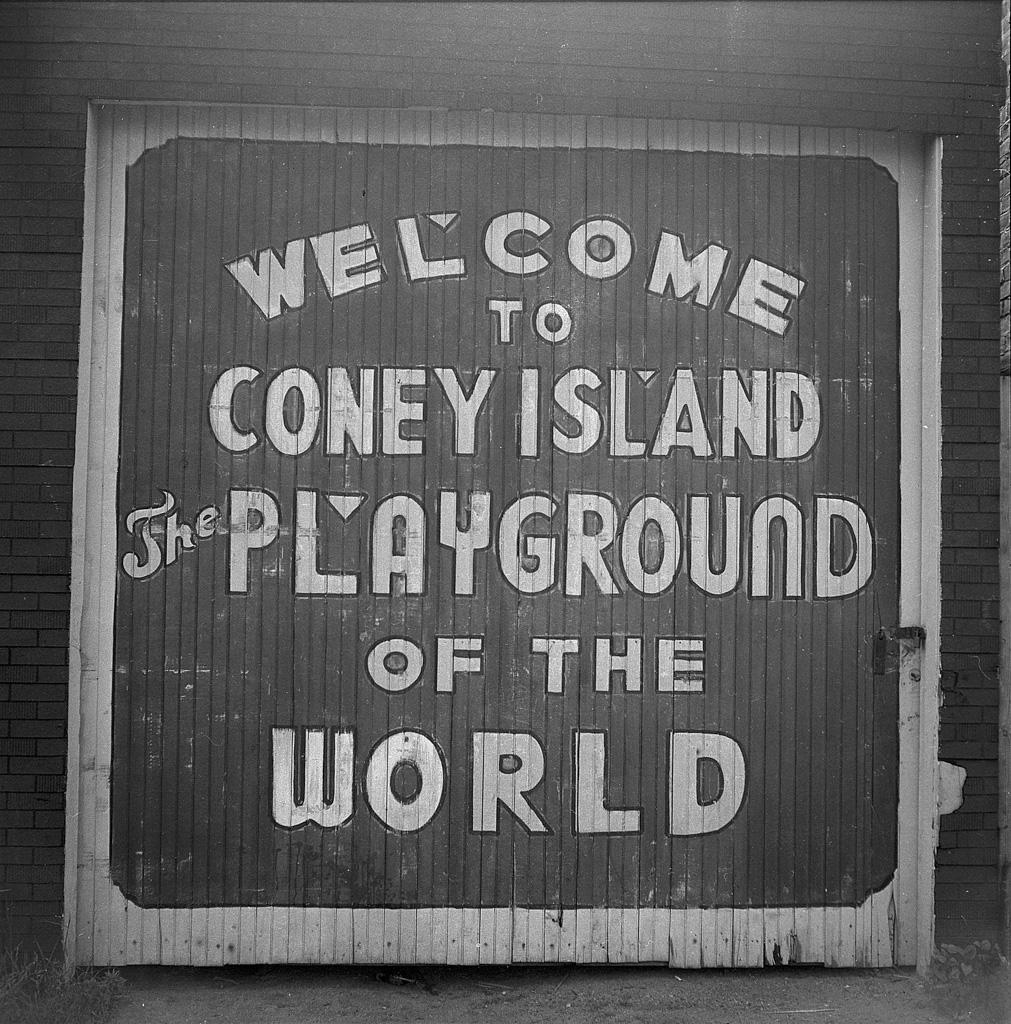 Coney Island: Playground of the World, 1948