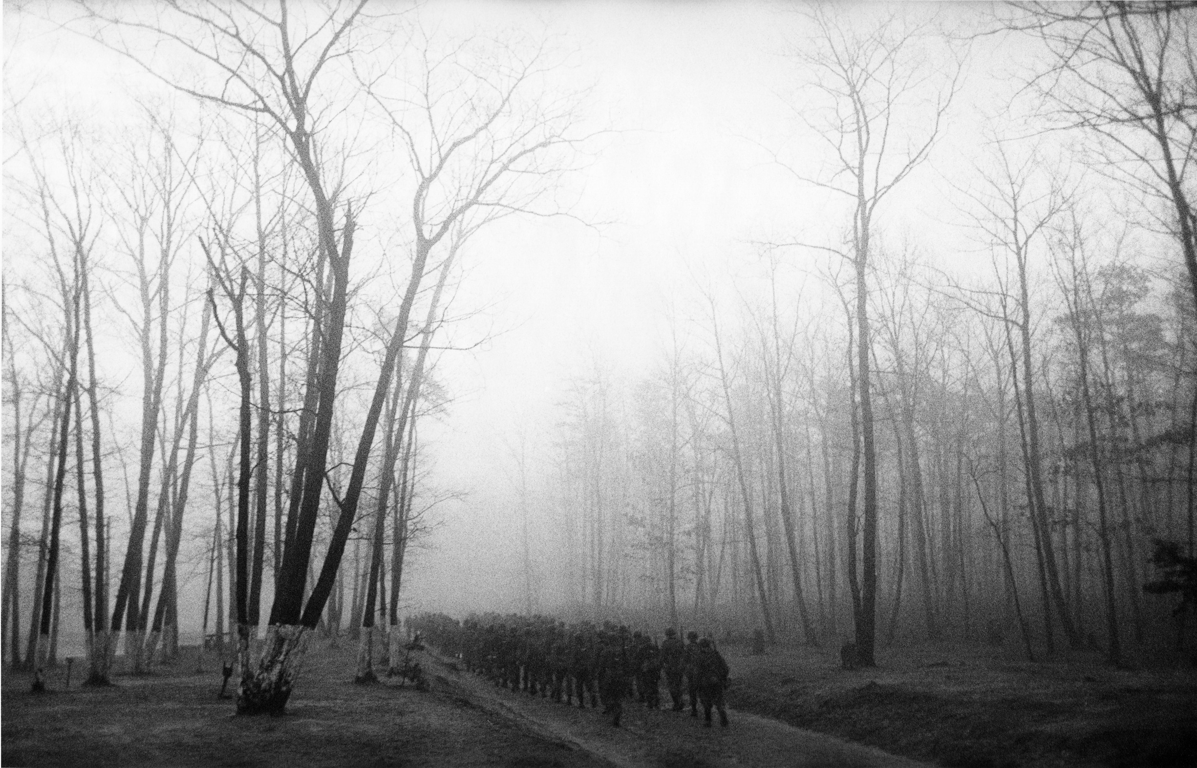 Marching in the Mist, 1952