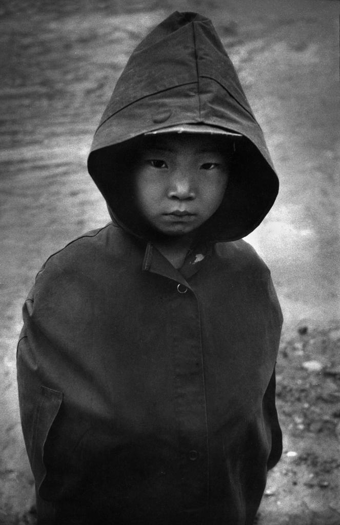 Korean Child, 1953