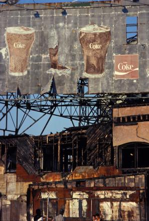 Coca Cola Rustica, Coney Island, 1984