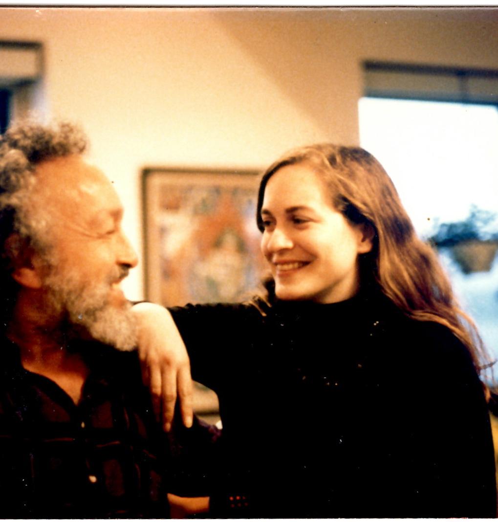 Robin and Harold Feinstein, circa 1980