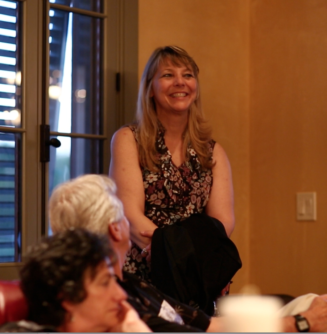 Cherie Burton,  Harold's studio manager  from 2003 to 2012 shares some fun memories