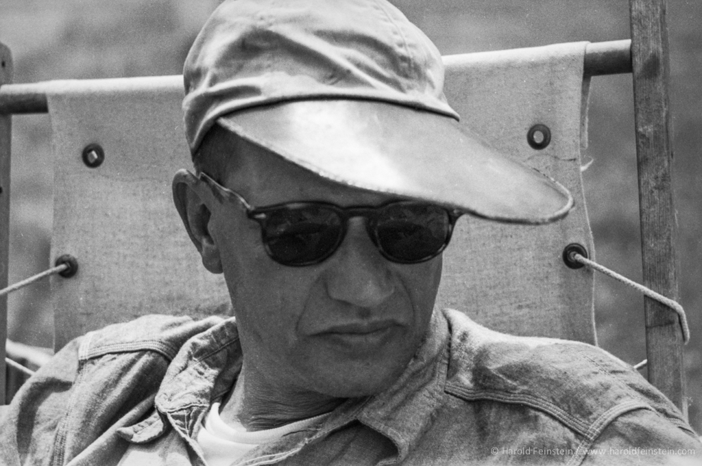 Sid Grossman, Provincetown, 1955 © Harold Feinstein