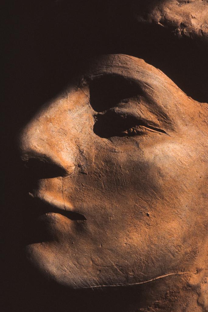 Rodin's Comtesse Anna De Noailles, 1988,