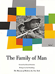 The catalogue of The Family of Man exhibit,