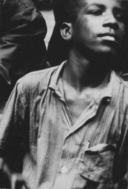 Negro Youth, ca. 1958, photographer, Louis Draper © Louis Draper Preservation Trust,