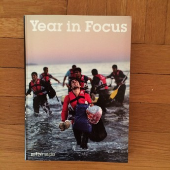 Getty Images Year in Focus, 2015