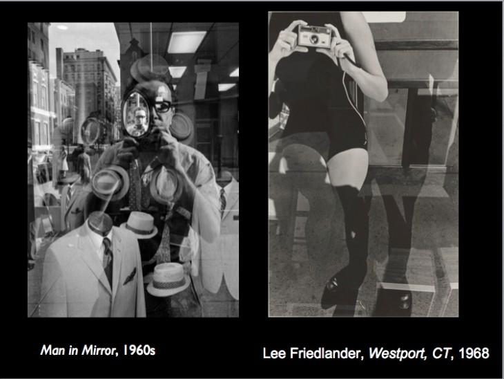 Harold Feinstein and Lee Friedlander