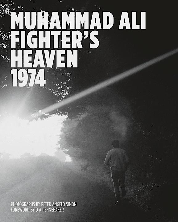 Book cover Muhammad Ali Fighter's Heaven 1974, (Reel Art Press, 2016)