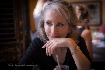 JoAnn Cancro portrait by Wendy Goodman