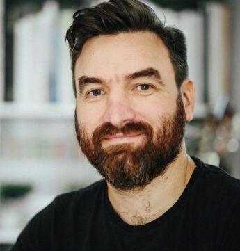 British filmmaker Andy Dunn